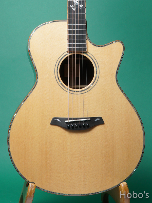 """FURCH GUITARS RAINBOW GC-SR """"Special Order Made"""" 5"""