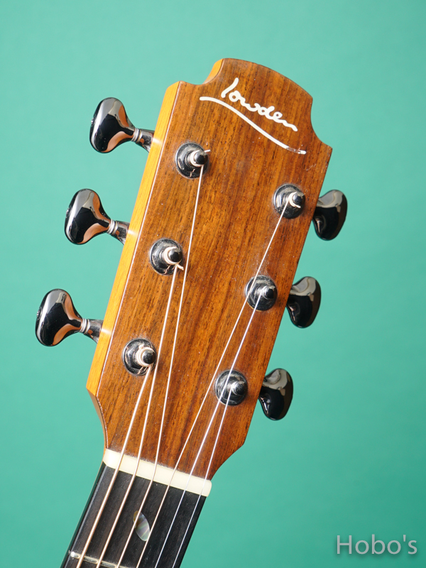 "Waterloo (By Collings) WL-14X TR BLK ""長岡亮介氏セレクトモデル""       1"