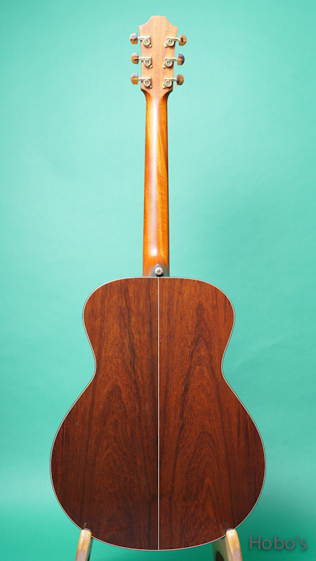 "FURCH GUITARS G23 CG Custom ""Madagascar Rosewood""   BACK"