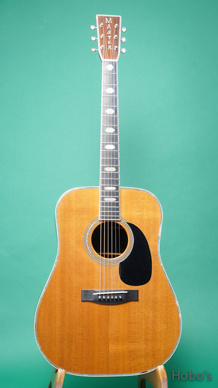 MASTER Style D-45 FRONT