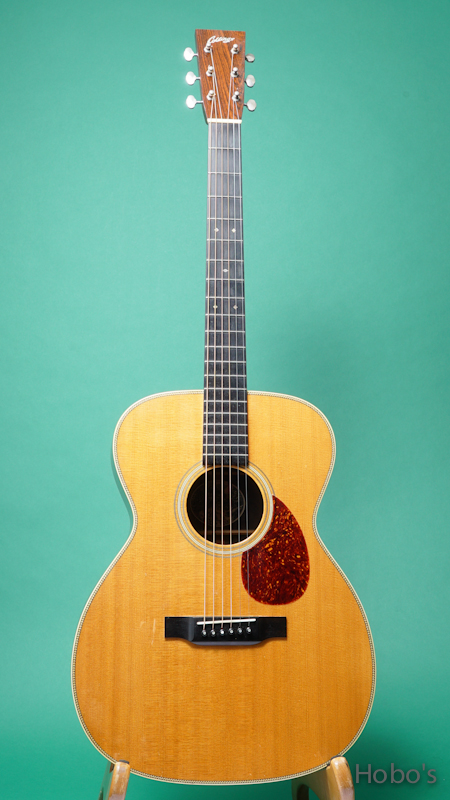 COLLINGS OM-2H Baa Custom FRONT