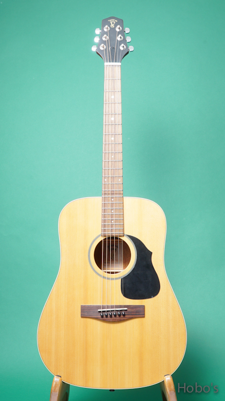 "HEADWAY (Aska Team Build) HD-40th Koa ""LImited Edition"" FRONT"