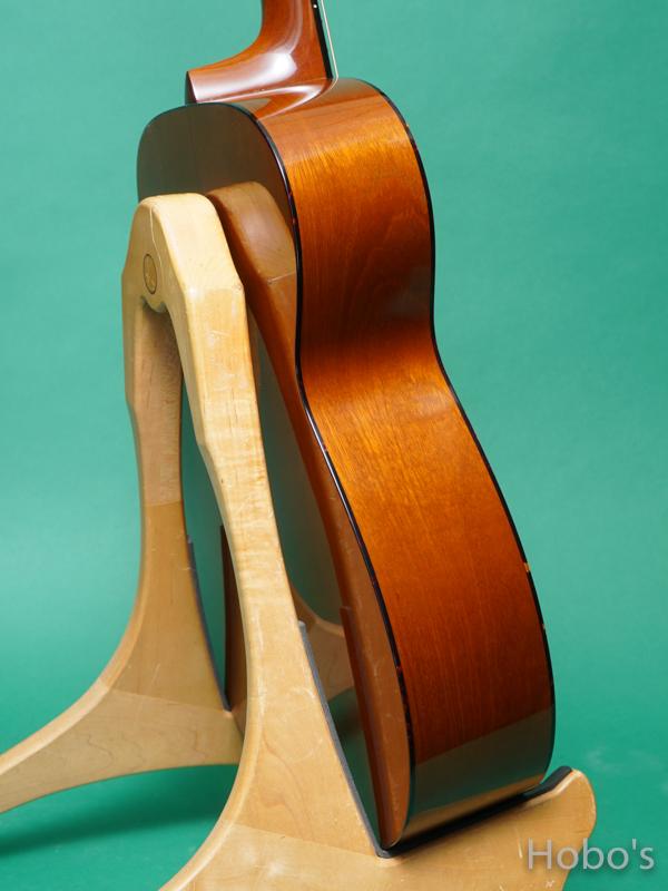 "Hobo's Works (行武 学) Model OO ""Adirondack / Honduran Mahogany""   7"