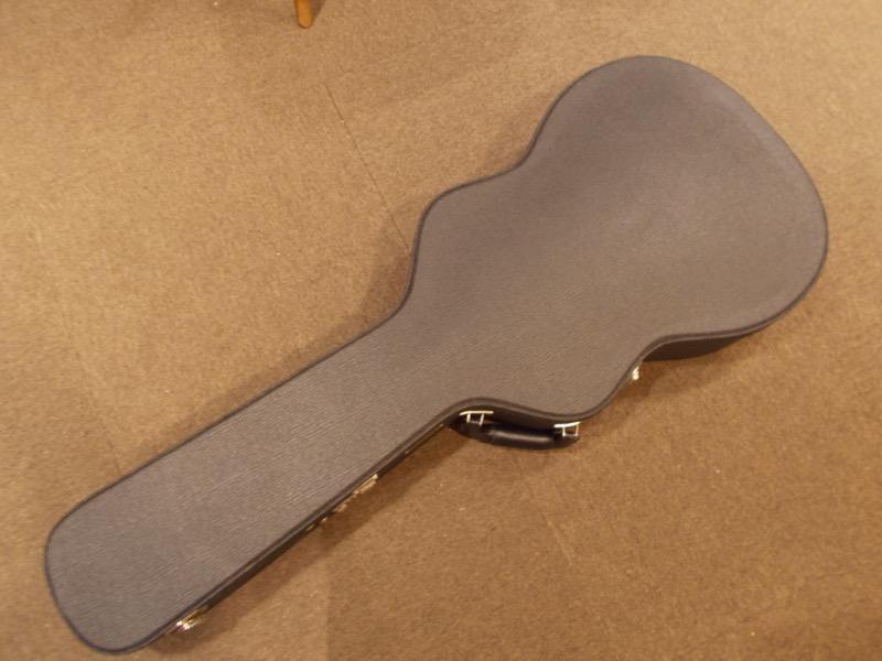 """MERRILL (Jim Merrill) OM Custom """"Virginia Special"""" CASE"""
