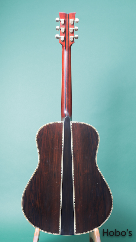 YAMAHA L-Custom BACK