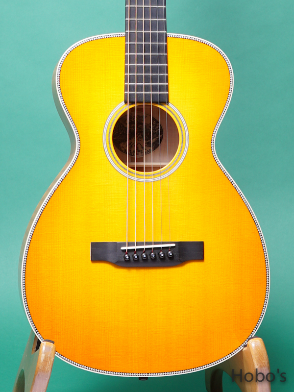 """COLLINGS Baby-2H Maple Custom """"Tangerine Full Sunburst""""  5"""