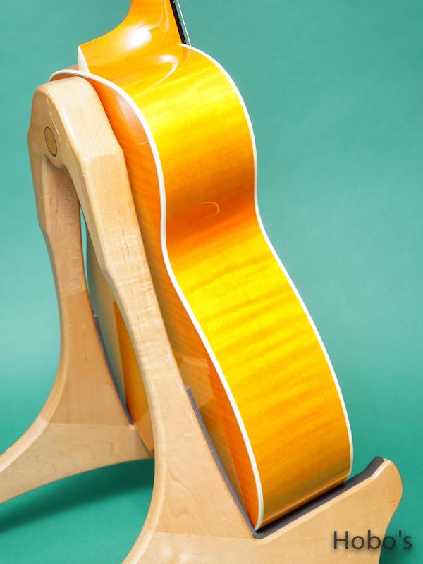 """COLLINGS Baby-2H Maple Custom """"Tangerine Full Sunburst""""  7"""