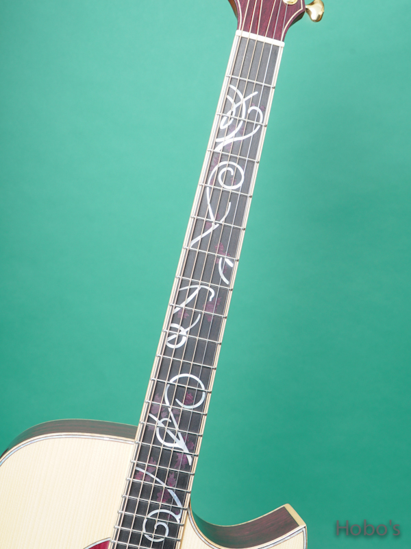 "LARRIVEE D-09 ""30th Anniversary Limited Edition""   3"