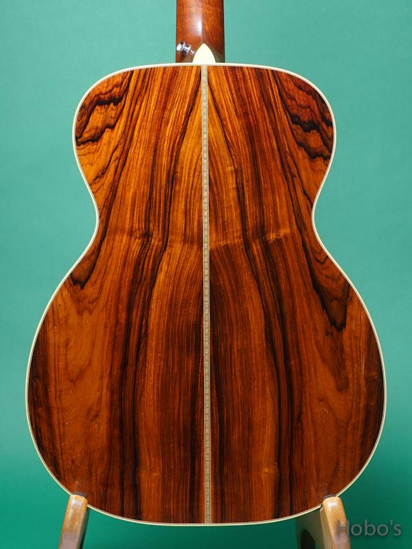 "Bourgeois Vintage OM Custom ""Adirondack /Brazilian Rosewood""  6"