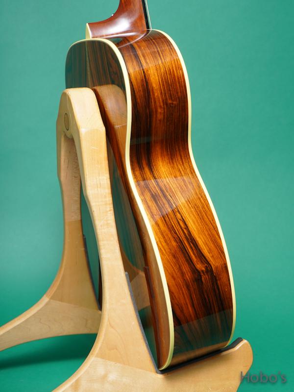 "Bourgeois Vintage OM Custom ""Adirondack /Brazilian Rosewood""  7"