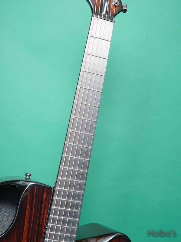 "Emerald Guitars X30 Cocobolo ""L.R.Baggs Anthem""    3"