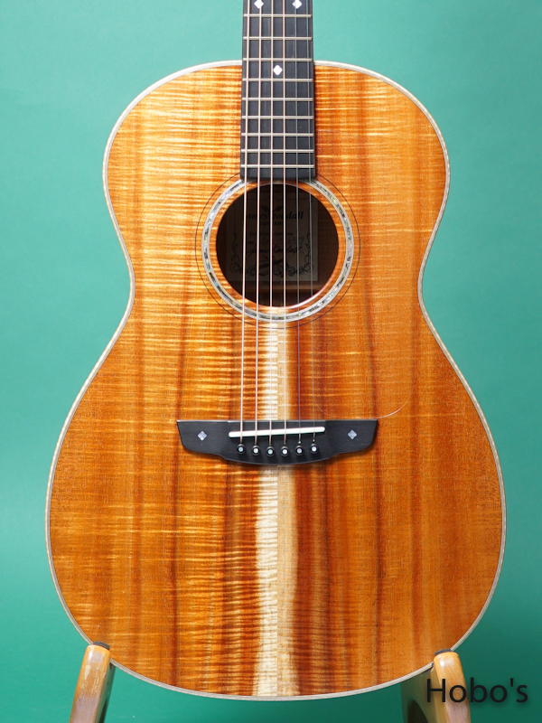 "James Goodall KPK-14 ""Special Reserved Curry Koa"" 5"