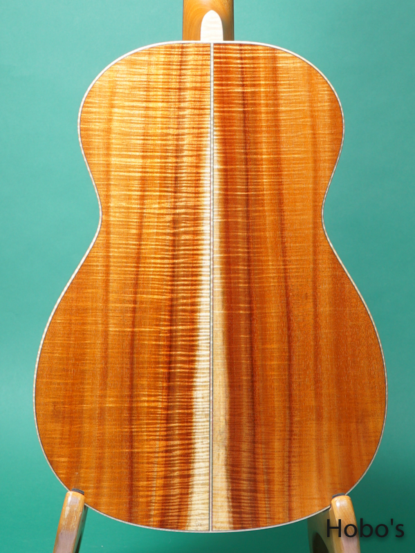 "James Goodall KPK-14 ""Special Reserved Curry Koa"" 6"