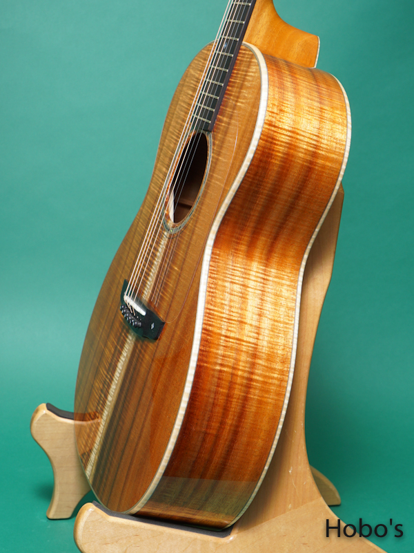 "James Goodall KPK-14 ""Special Reserved Curry Koa"" 8"