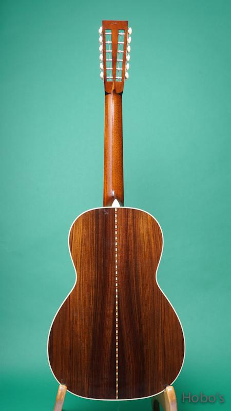 "COLLINGS O-3H G Custom ""12-Strings Guitar""    BACK"