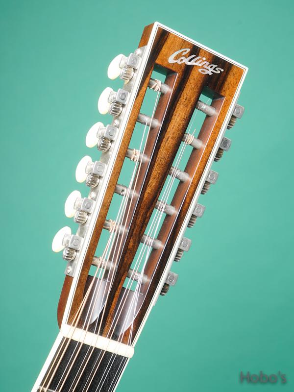 """COLLINGS O-3H G Custom """"12-Strings Guitar""""   1"""