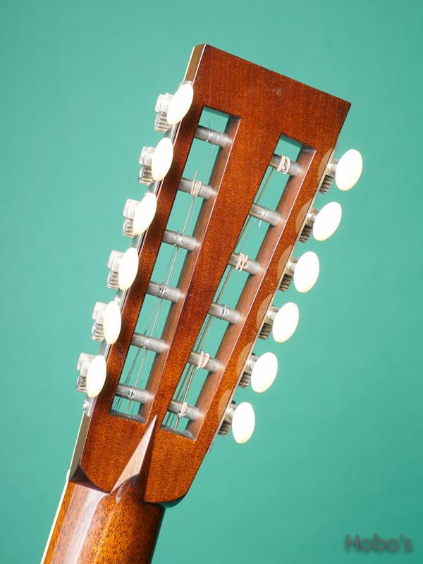 """COLLINGS O-3H G Custom """"12-Strings Guitar""""   2"""