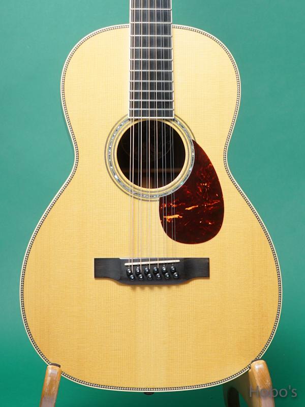 """COLLINGS O-3H G Custom """"12-Strings Guitar""""    5"""