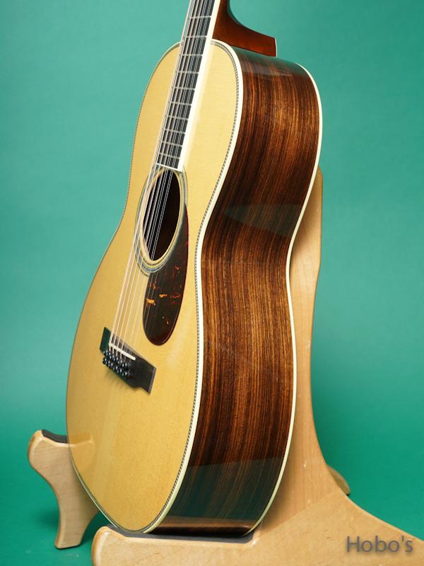 """COLLINGS O-3H G Custom """"12-Strings Guitar""""    8"""