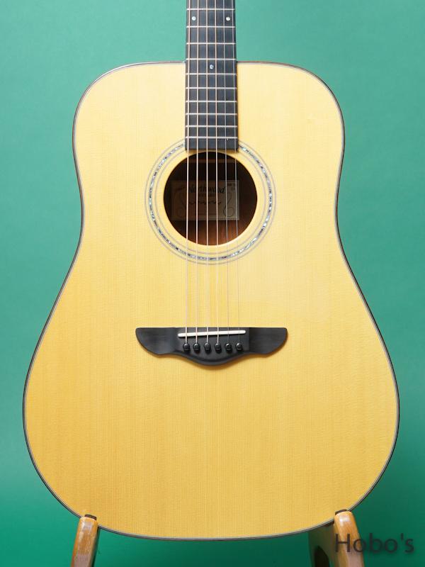 "Northwood Guitars (John McQuarrie)  BR70-D ""Engelmann / Brazilian Rosewood""  4"