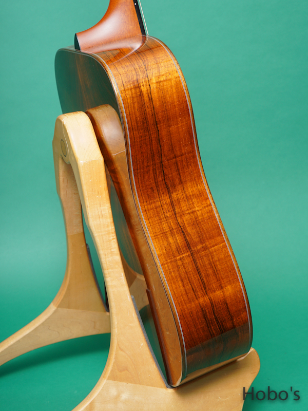 "Northwood Guitars (John McQuarrie)  BR70-D ""Engelmann / Brazilian Rosewood""  6"