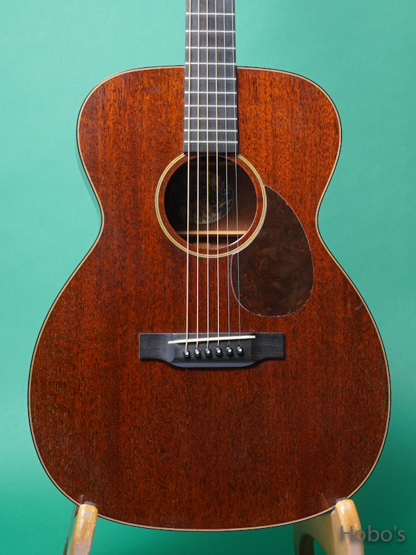 "COLLINGS OM-1 Mh Custom ""All Honduran Mahogany""   5"