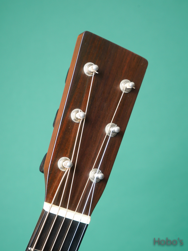 "MERRILL (Jim Merrill) OM-21 Cutaway ""Premium Brazilian Rosewood""  1"