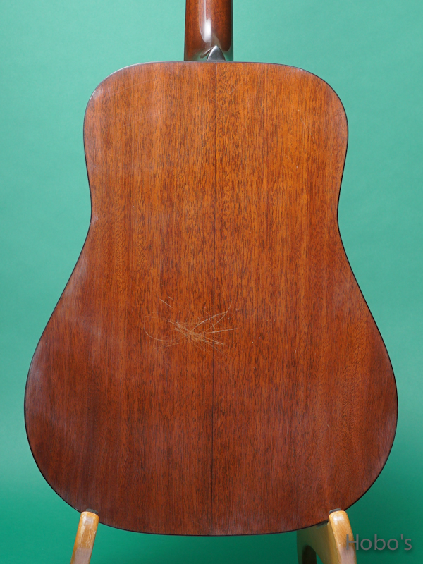 Pre-war Guitars Co. Model D Honduran Mahogany Lebel 2.0 6