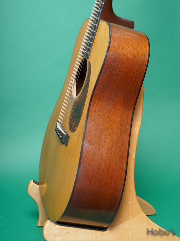 Pre-war Guitars Co. Model D Honduran Mahogany Lebel 2.0 8