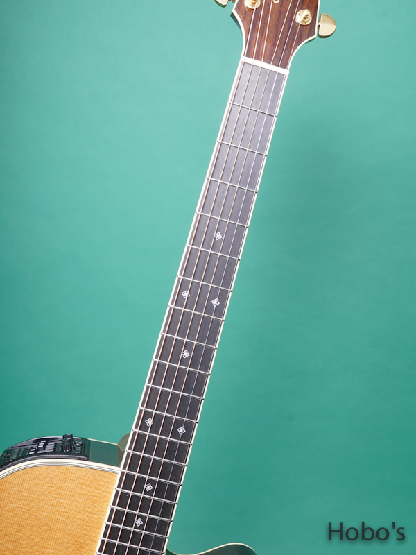 "TAKAMINE TDP55H Special Order Made ""象牙ナット&サドル""  3"