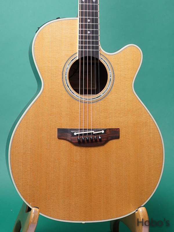 "TAKAMINE TDP55H Special Order Made ""象牙ナット&サドル""  5"