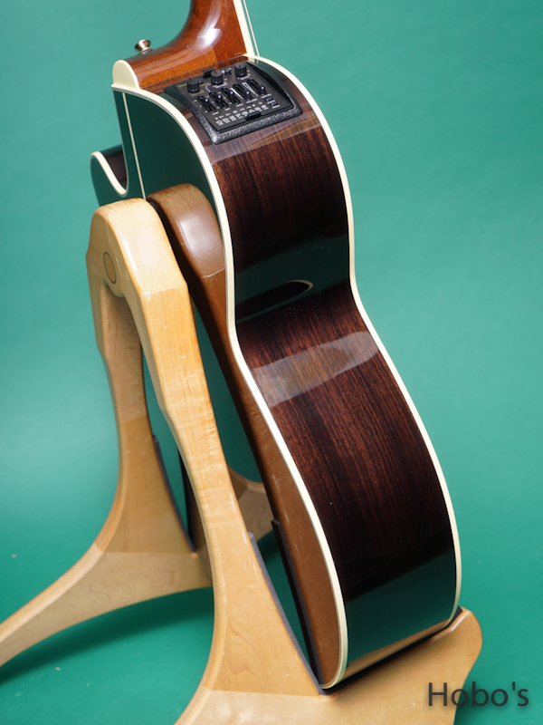 "TAKAMINE TDP55H Special Order Made ""象牙ナット&サドル""  7"