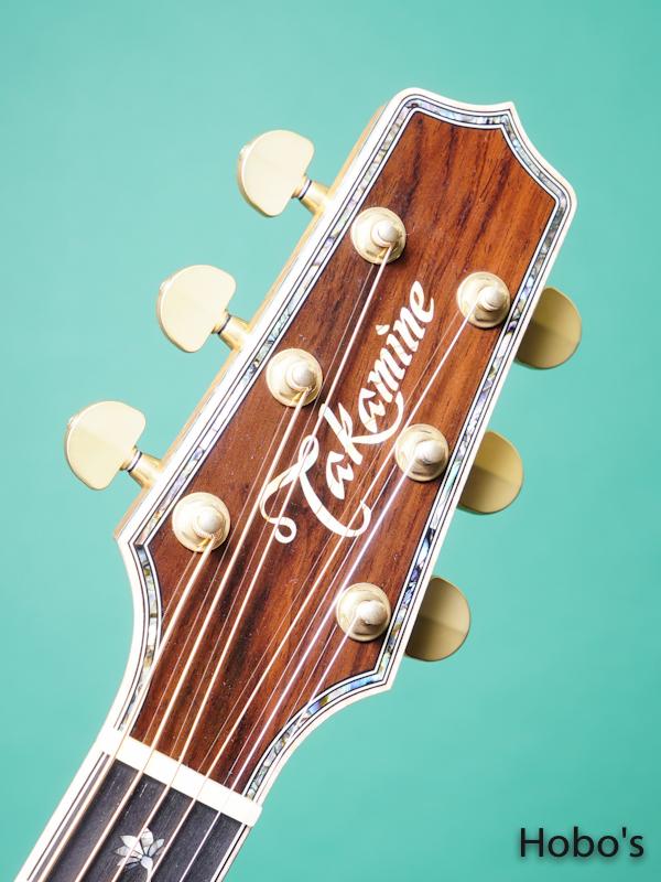 "TAKAMINE PXM-H Custom ""Premium Brazilian Rosewood"" 1"