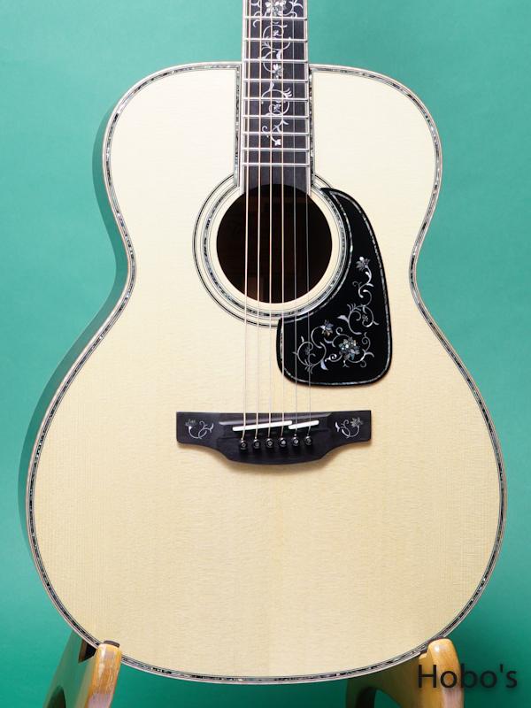 "TAKAMINE PXM-H Custom ""Premium Brazilian Rosewood"" 5"