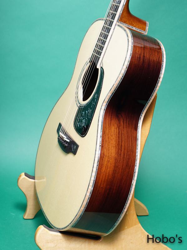 "TAKAMINE PXM-H Custom ""Premium Brazilian Rosewood"" 8"