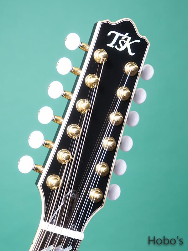 TSK (テリー中本&坂崎幸之助) TSK 12 Strings BLK 1