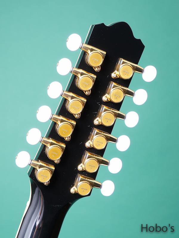TSK (テリー中本&坂崎幸之助) TSK 12 Strings BLK 2