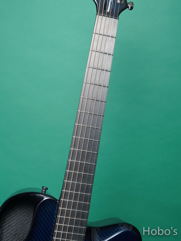 Emerald Guitars X20 Blue 3