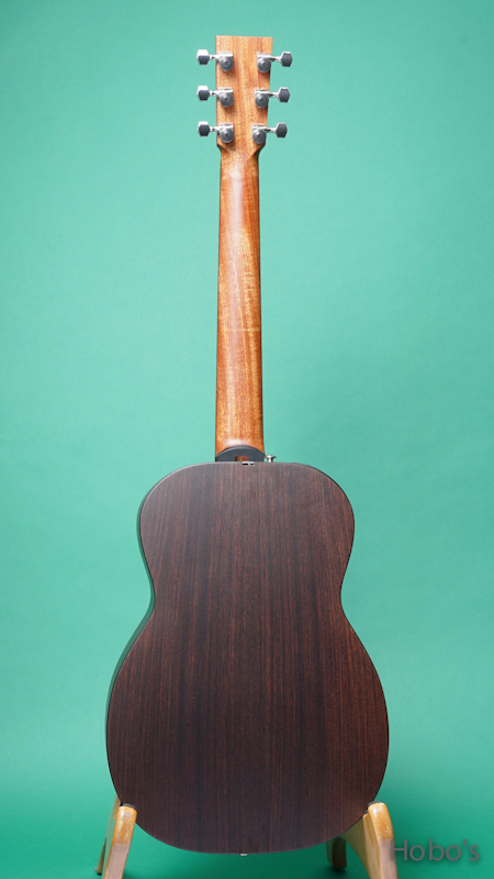 "FURCH GUITARS LJ-10SR ""組み立て式トラベルギター""      BACK"