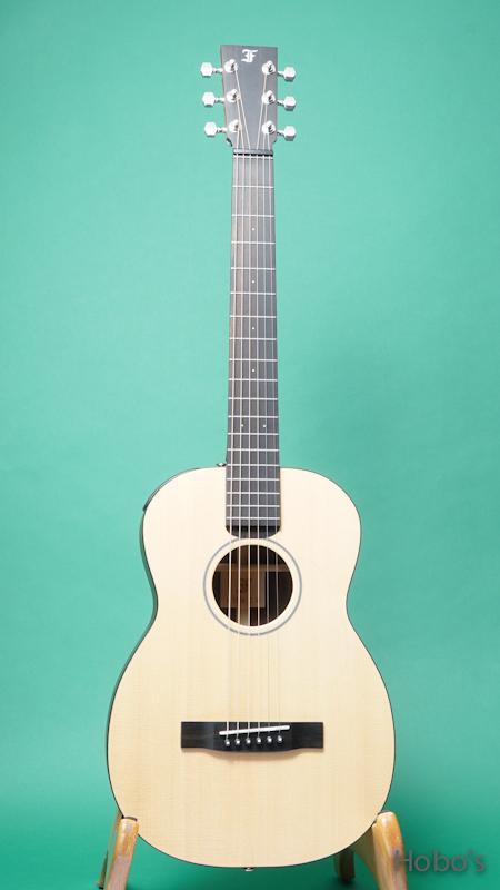 """FURCH GUITARS LJ-10SR """"組み立て式トラベルギター""""      FRONT"""