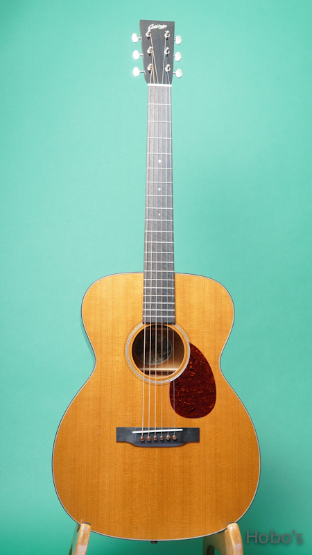 """COLLINGS OM-1T """"Torrefied Sitka Spruce"""" FRONT"""