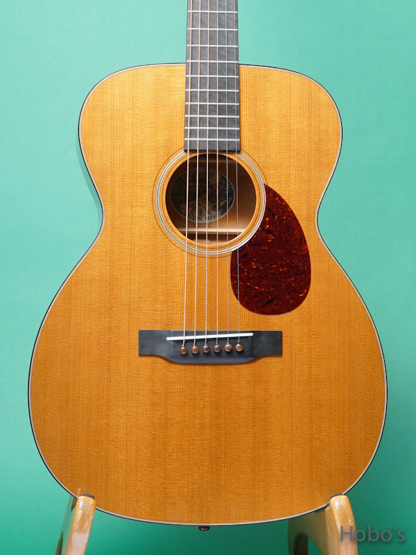 """COLLINGS OM-1T """"Torrefied Sitka Spruce"""" 5"""