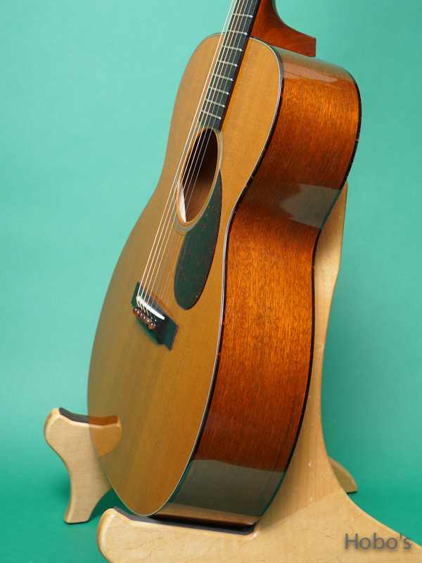 """COLLINGS OM-1T """"Torrefied Sitka Spruce"""" 8"""