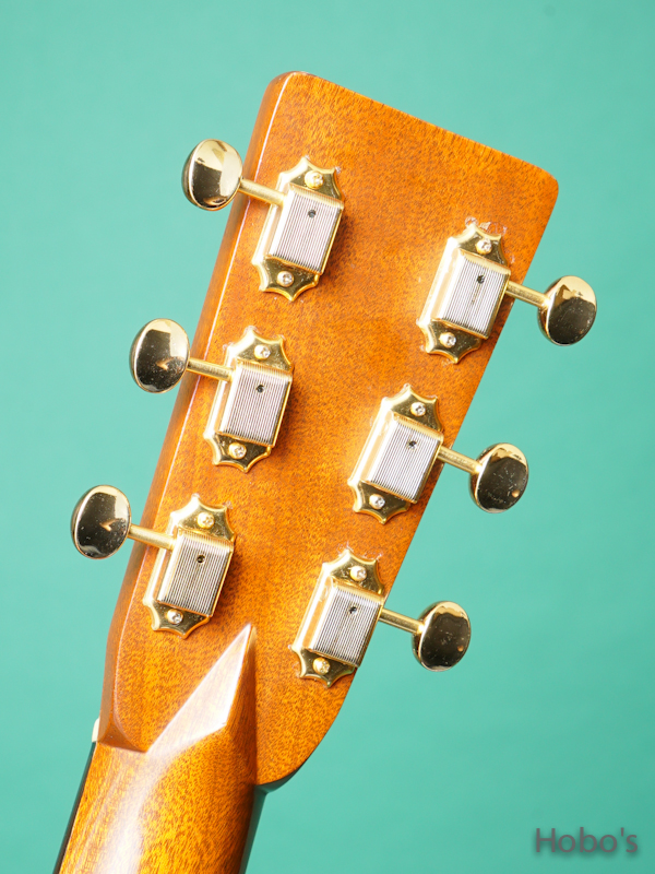 "Schoenberg Guitars (T.J. Thompson)  Soloist Cutaway ""Brazilian Rosewood""   2"