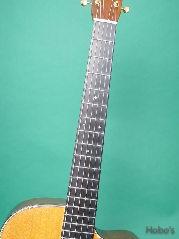 "Schoenberg Guitars (T.J. Thompson)  Soloist Cutaway ""Brazilian Rosewood""   3"