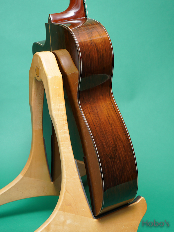 "Schoenberg Guitars (T.J. Thompson)  Soloist Cutaway ""Brazilian Rosewood""   7"