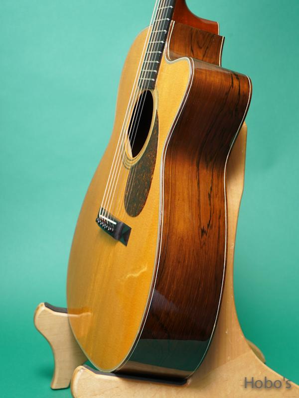 "Schoenberg Guitars (T.J. Thompson)  Soloist Cutaway ""Brazilian Rosewood""   8"