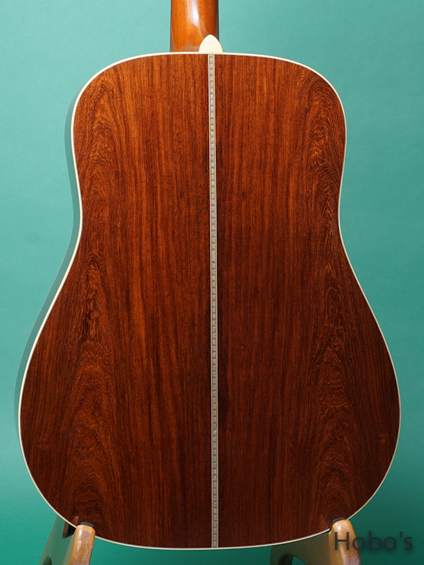 "SAKATA GUITARS (坂田 ひさし) D-28M ""Luts Spruce / Madagascar Rosewood"" 6"