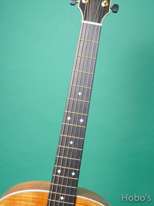 "James Goodall KGCK ""AAAA Curry HawaiIan Koa""  3"
