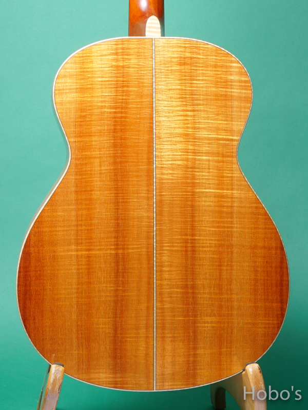 "James Goodall KGCK ""AAAA Curry HawaiIan Koa""  6"